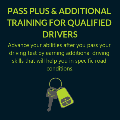 Pass plus training for qualified drivers Beckenham